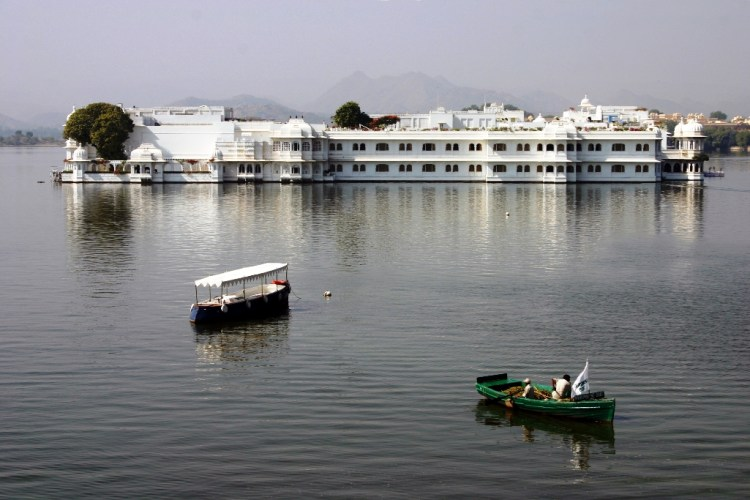 The Floating Lake Palace of Udaipur 16