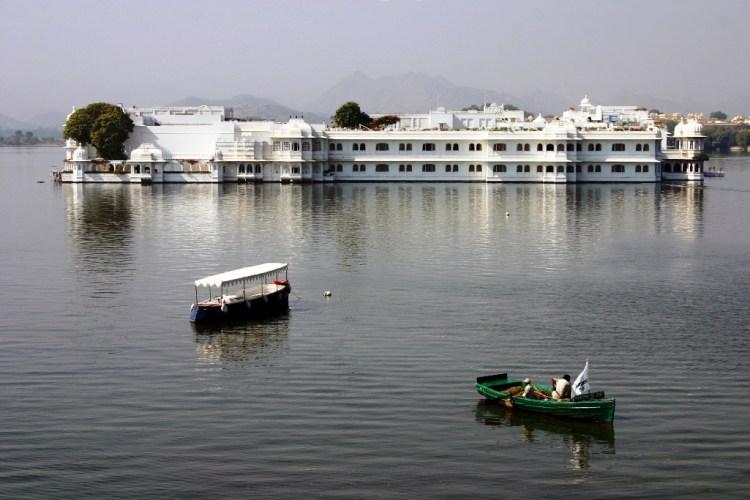 The Floating Lake Palace of Udaipur 16