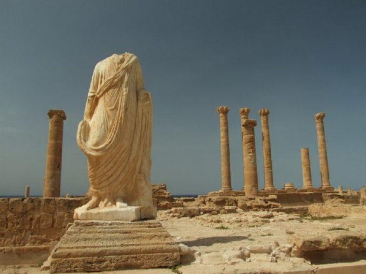 Leptis Magna Roman Ruins of Libya 24