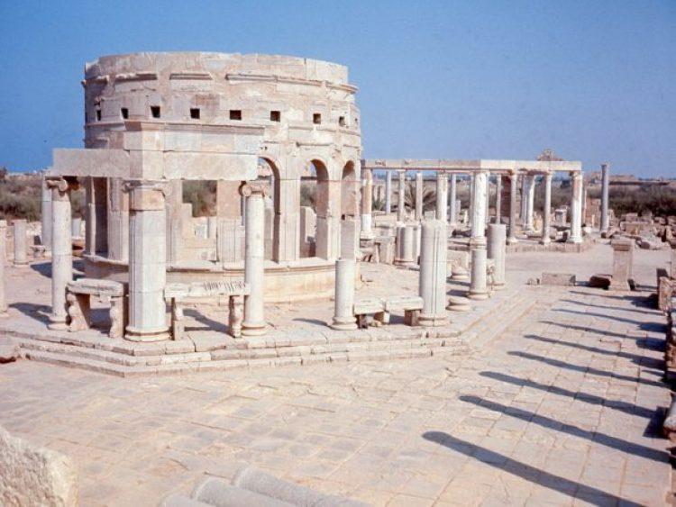 Leptis Magna Roman Ruins of Libya 28
