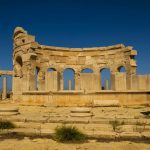 Leptis Magna The World's Most Attractive Roman Ruins of Libya