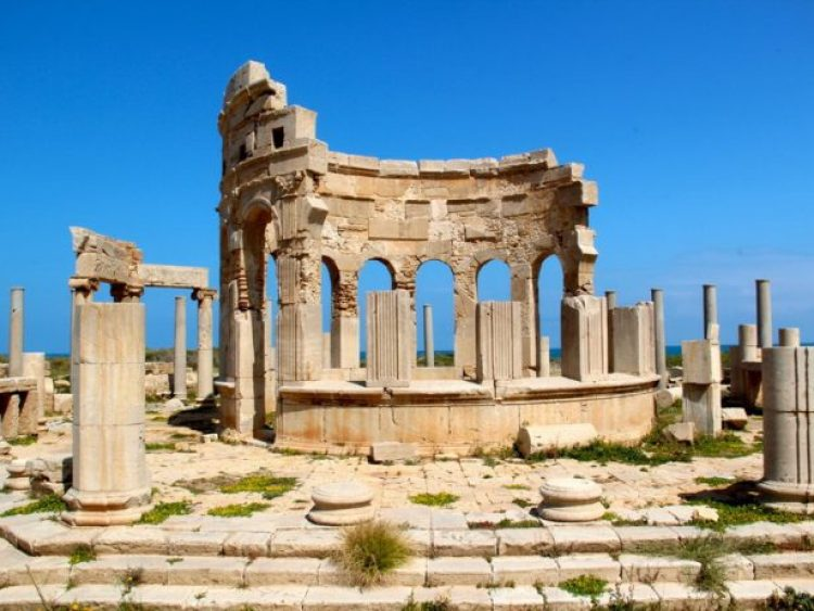 Leptis Magna Roman Ruins of Libya 40