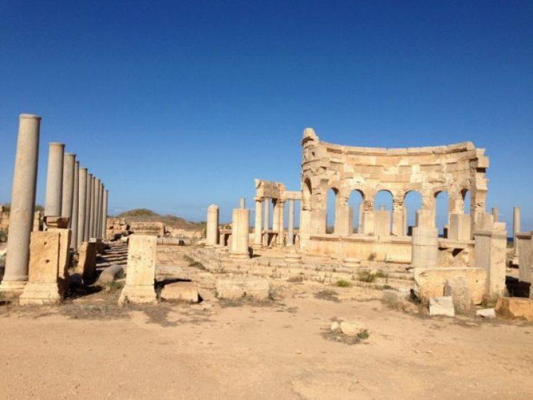 Leptis Magna Roman Ruins of Libya 43