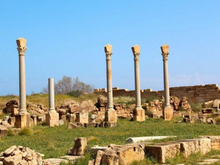 Leptis Magna Roman Ruins of Libya 46