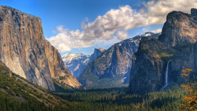 Yosemite valley, California, USA. 14