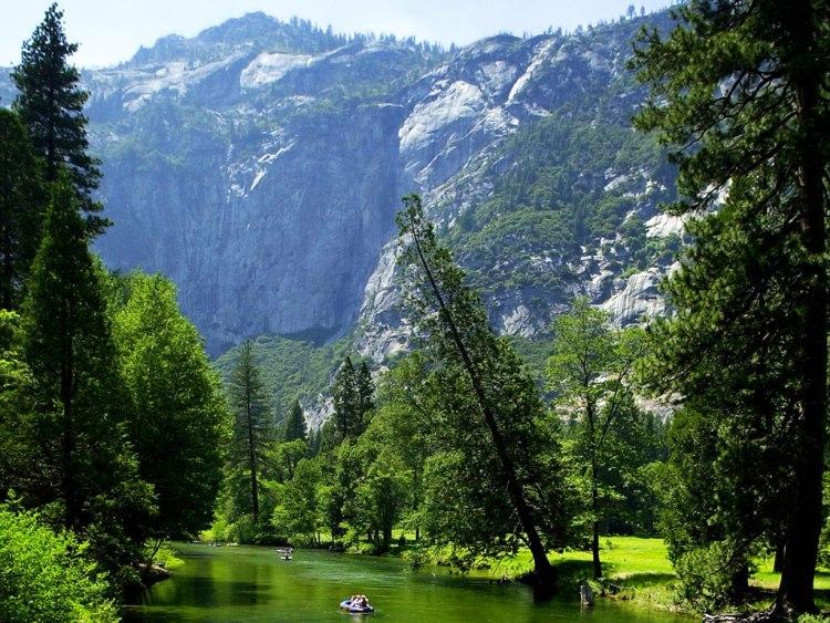 Yosemite valley, California, USA.04