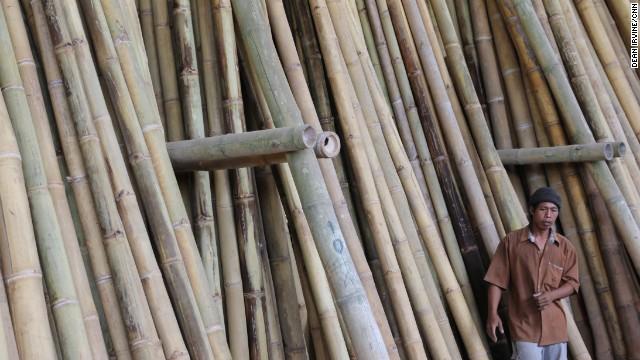 Bali's spectacular bamboo village sets to create million dollar luxury villas13