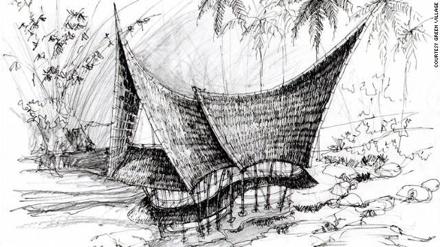 Bali's spectacular bamboo village sets to create million dollar luxury villas14
