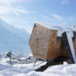 Fully Functional Home Designed for Spectacular Views of the Alps