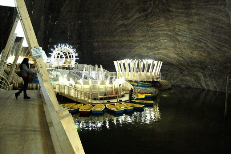 Salina Turda Salt Mines transform to History Museum5