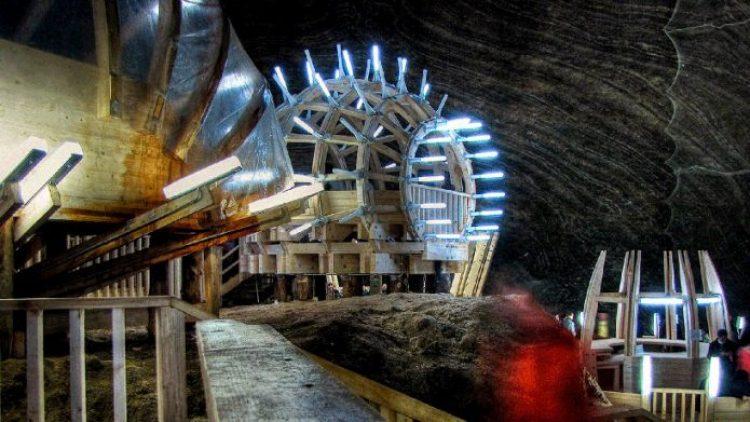 Salina Turda Salt Mines transform to History Museum6