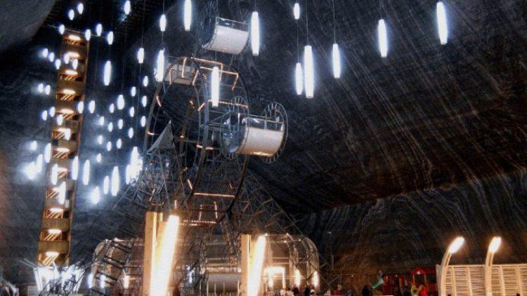 Salina Turda Salt Mines transform to History Museum9
