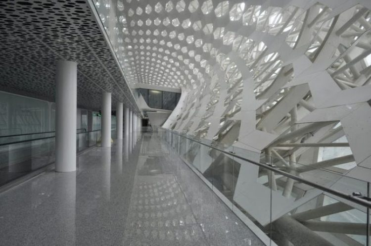 Shenzhen Flashy New Airport Terminal13