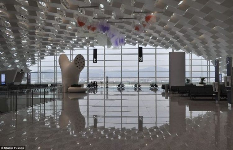 Shenzhen Flashy New Airport Terminal3