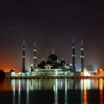 The Remarkable Crystal Mosque of Malaysia