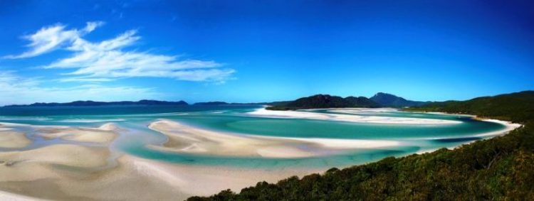 Whitehaven Beach Australia Whitsunday