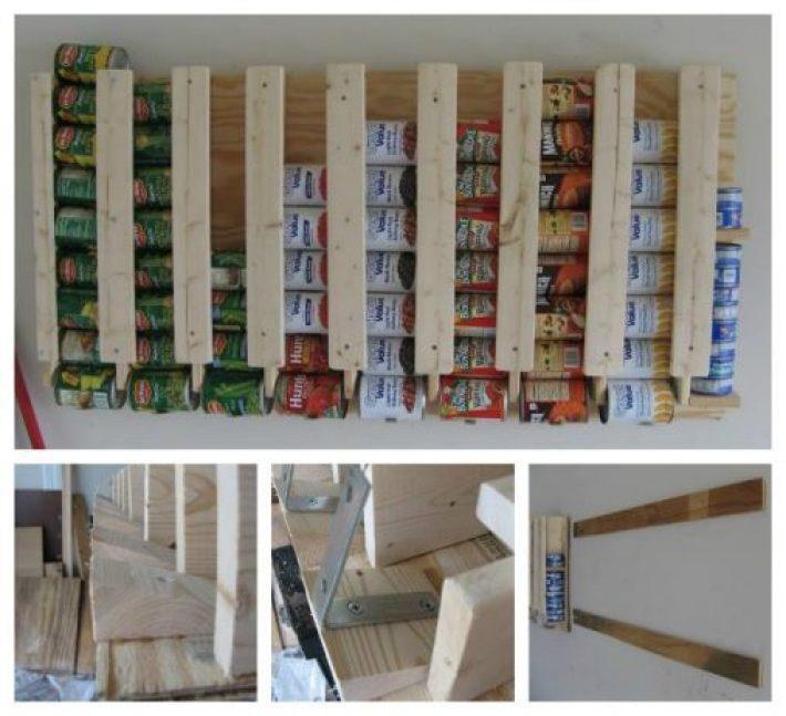 DIY Canned Food Dispense
