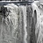 Breathtaking Frozen Views of Niagara Falls?