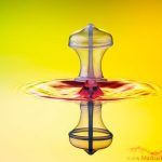 The Spectular Beauty of High Speed Water Drop Photography