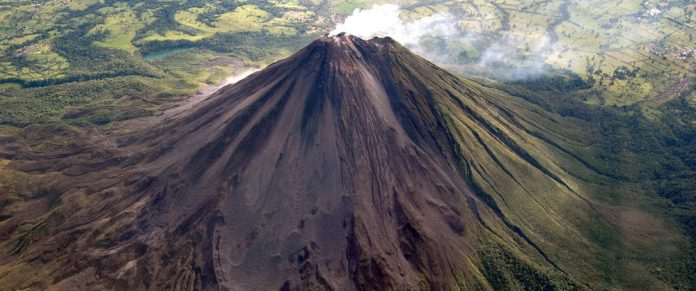 Arenal Volcano National Park of Costa Rica