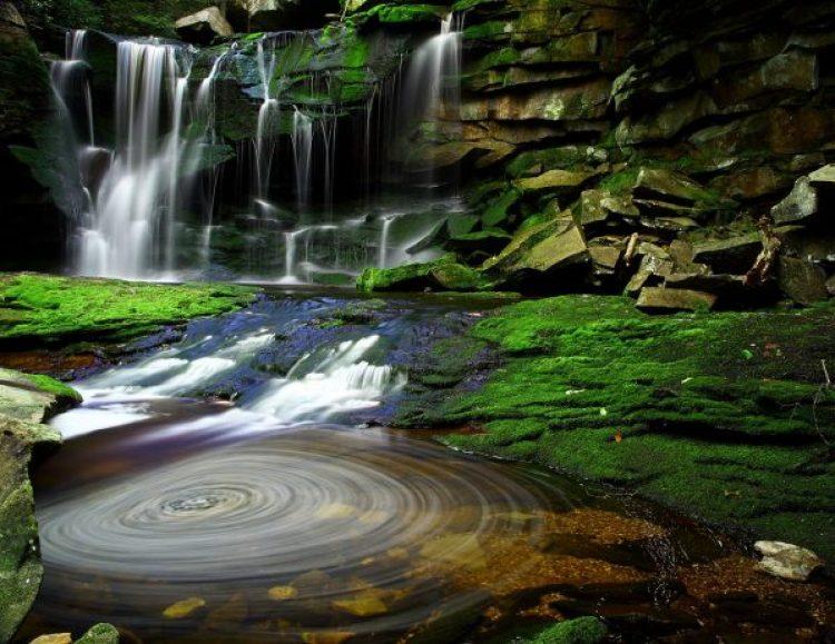 Elakala Falls Virginia12