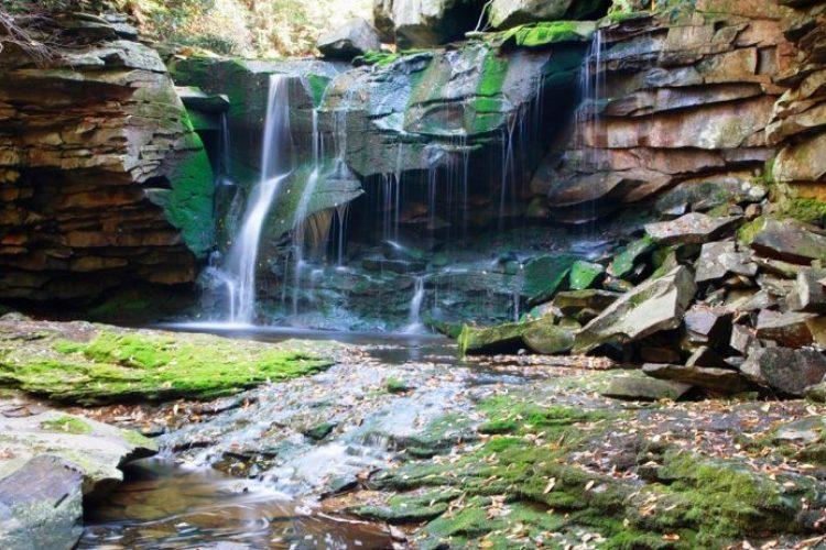 Elakala Falls Virginia16