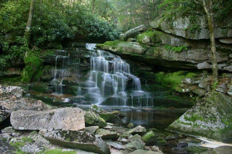 Elakala Falls Virginia2