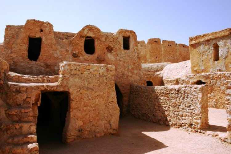 Old Town, Qasr Al-Haj