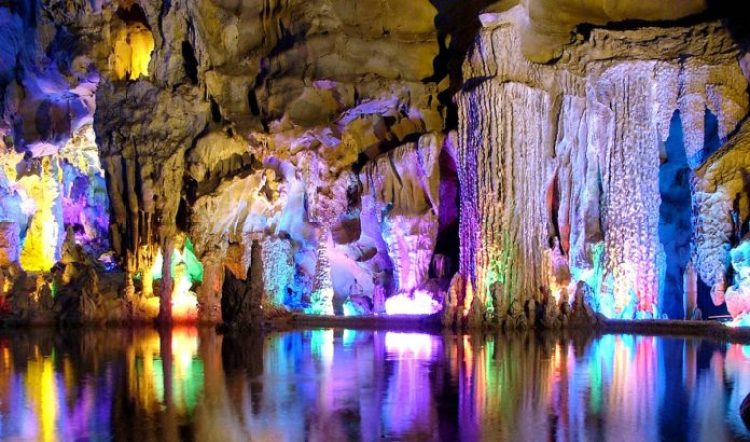 Reed Flute Cave China0