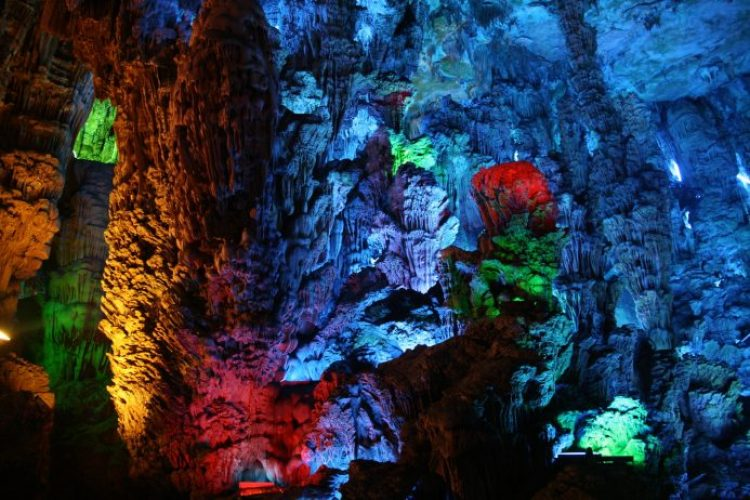 Reed Flute Cave China13