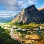 Torngat Mountains National Park Canada