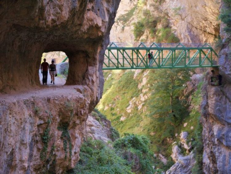 Cares Gorge Trail Adventure is one of the Most Fine-looking Hikes in Spain2