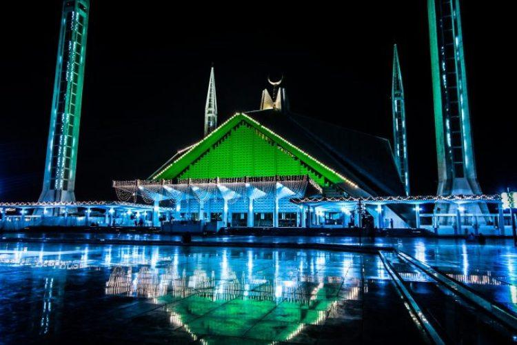 Faisal Masjid Pakistan1