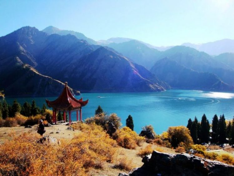 Heaven Lake China North Korea7