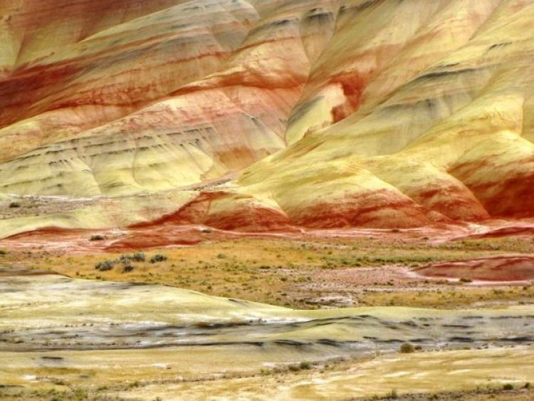 Painted Hills Oregon3