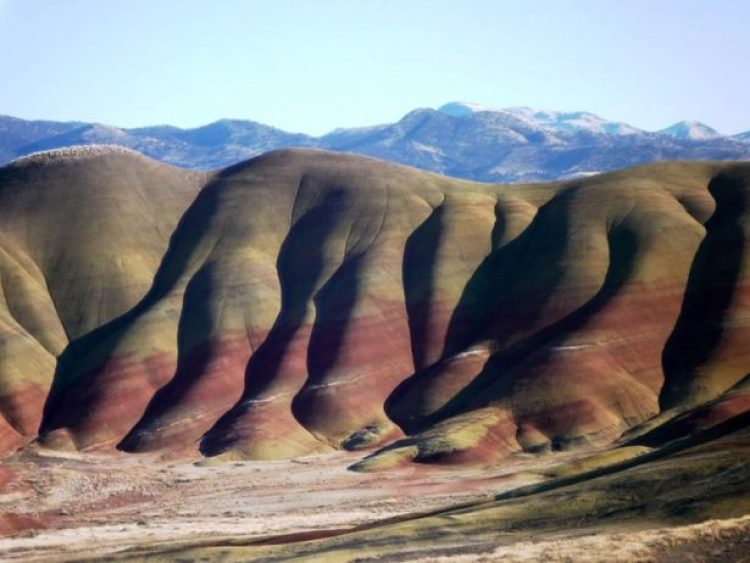 Painted Hills Oregon35