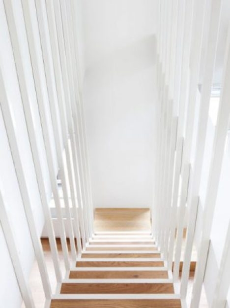 Suspended Staircase Converted into Stunning Versatile Structure. 5