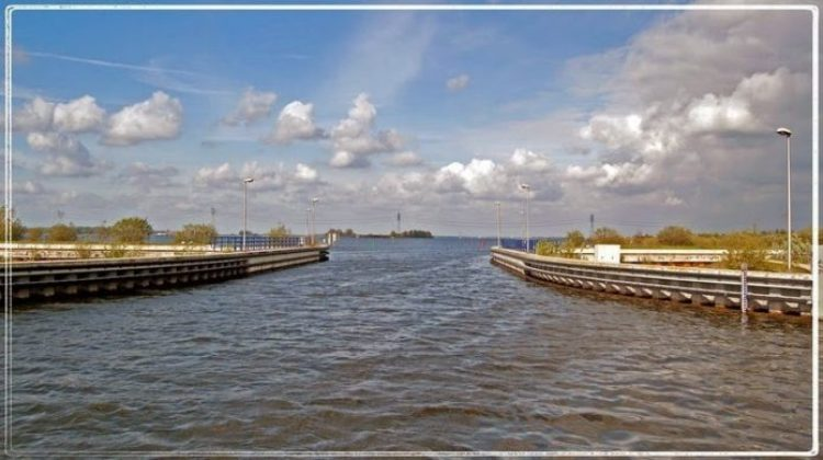 The Aqueduct Veluwemeer Netherlands0