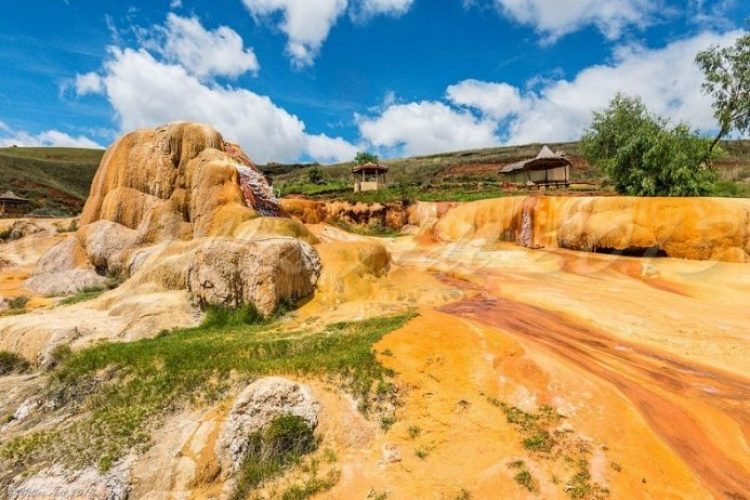 The Unusual Phenomenon of Cold Geysers of Madagascar 3