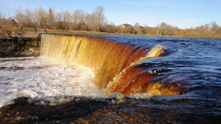 Jagala waterfall Estonia12