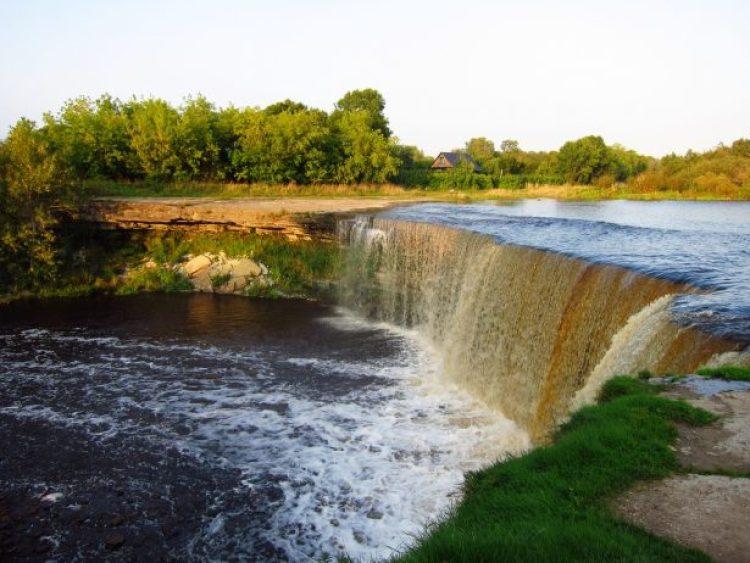 Jagala waterfall Estonia16