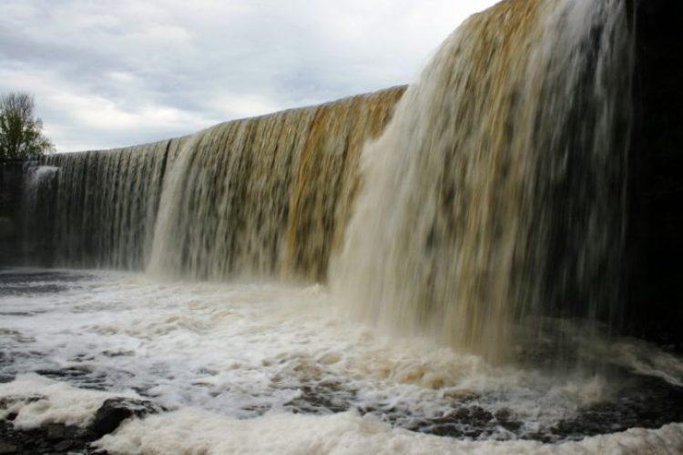 Jagala waterfall Estonia17