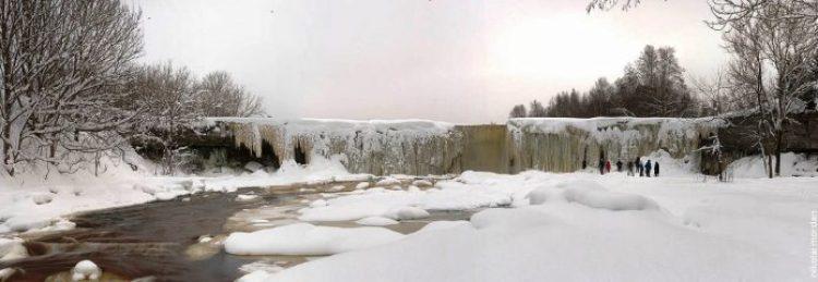 Jagala waterfall Estonia19