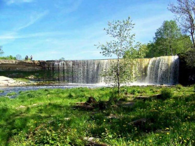 Jagala waterfall Estonia6