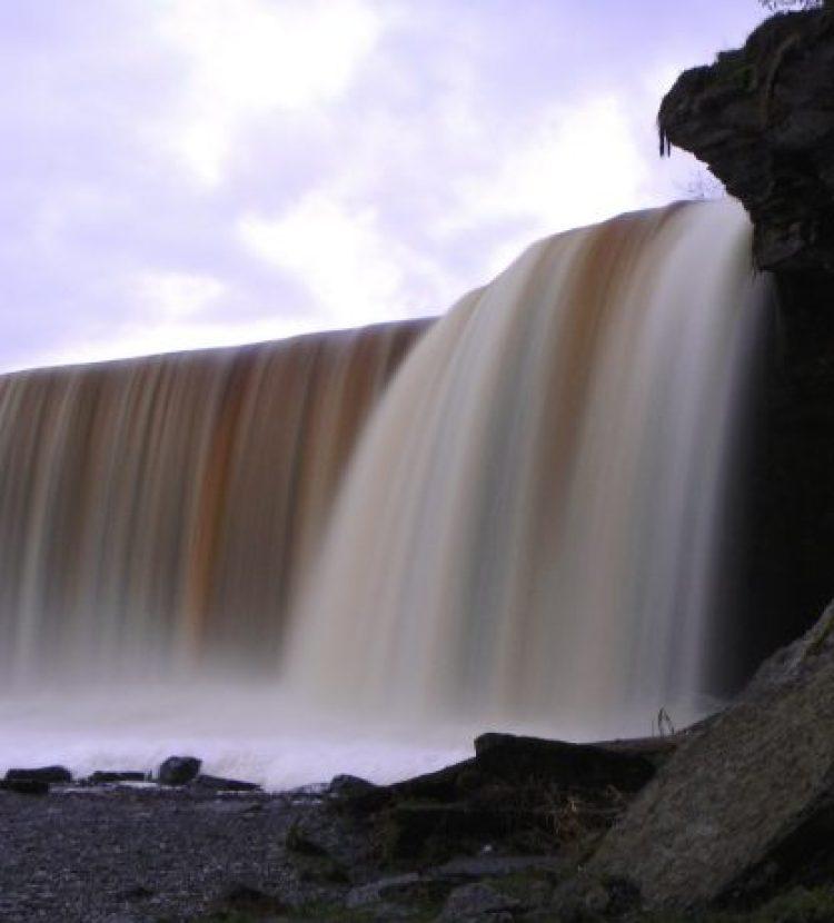 Jagala waterfall Estonia9