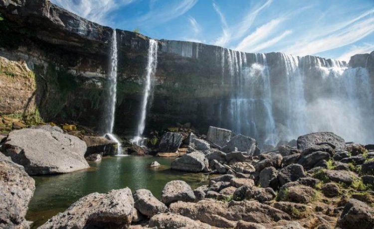 Laja Falls Chile3