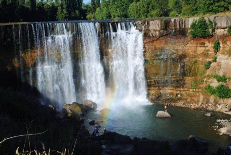 Laja Falls Chile6