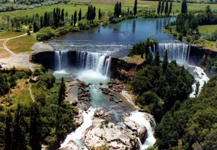 Laja Falls Chile7
