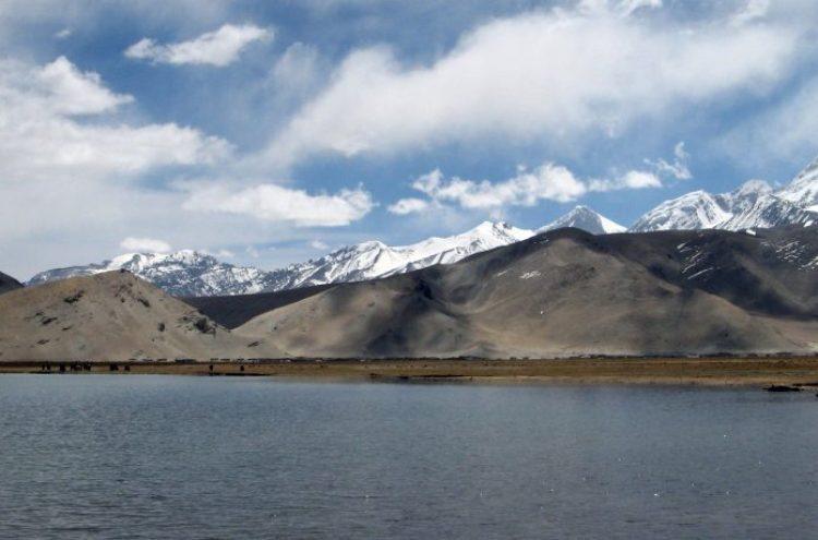 View at Kara Kul