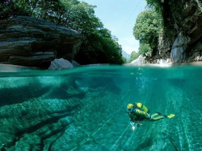 Verzasca River Switzerland2
